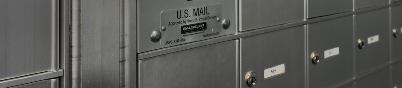 Mailbox Rental with Business Address